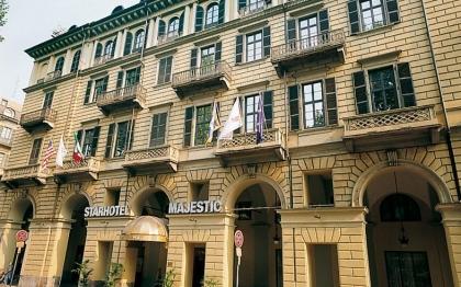 Starhotels Majestic 4*
