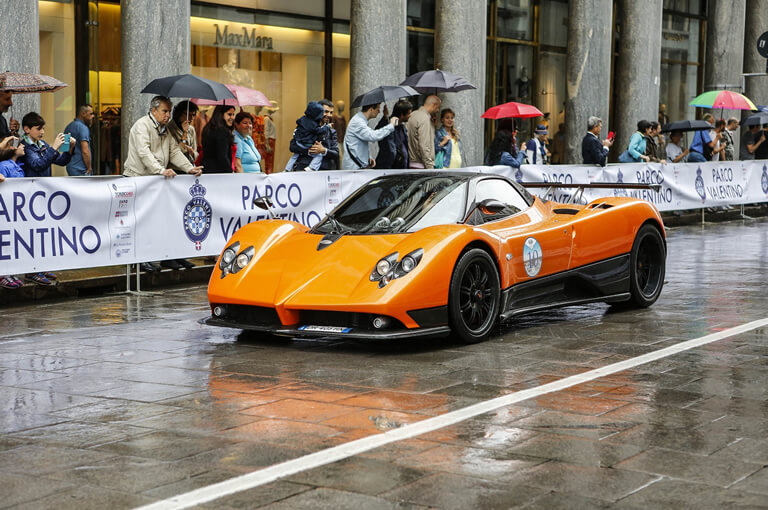 Auto Show - enjoy it as a protagonist with your Supercar  01