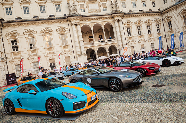 Eventi Supercar salone Auto Torino 06