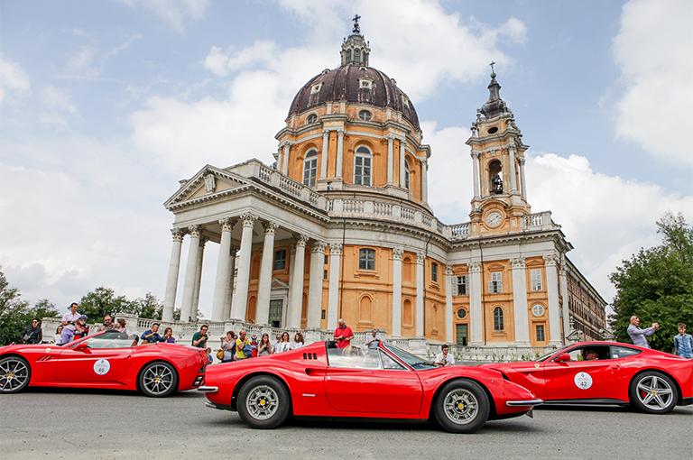 Eventi Supercar salone Auto Torino 17