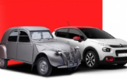 100 years of Citroën