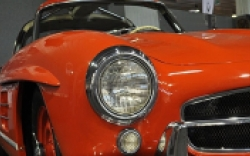 Exhibition of RACI historic cars built by 1918, participants in the 124th Turin - Asti - Turin