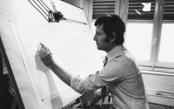 Tom Tjaarda: a brillant designer