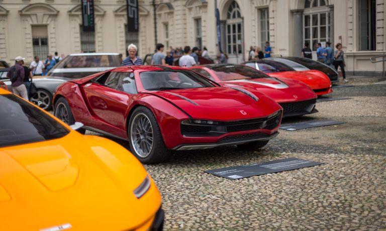 Galleria foto e video salone dell 39 auto di torino for Porsche design ufficio stampa
