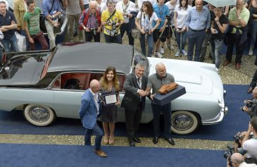 85° Pininfarina 28 - Salone Auto Torino Parco Valentino