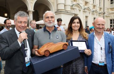 85° Pininfarina 29 - Salone Auto Torino Parco Valentino