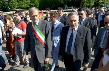 Inaugurazione 5 - Salone Auto Torino Parco Valentino
