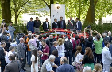 Inaugurazione 7 - Salone Auto Torino Parco Valentino