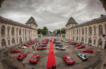 Meeting Ferrari 6 - Salone Auto Torino Parco Valentino