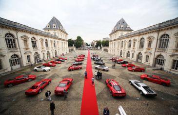 Meeting Ferrari 18 - Salone Auto Torino Parco Valentino