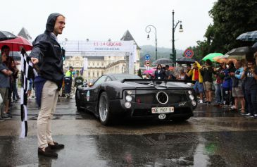 Meeting Pagani 5 - Salone Auto Torino Parco Valentino
