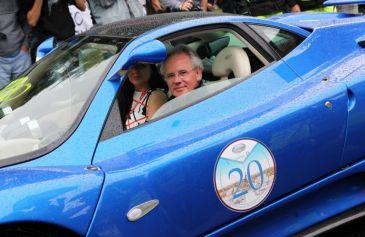 Meeting Pagani 9 - Salone Auto Torino Parco Valentino