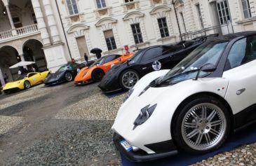 Meeting Pagani 11 - Salone Auto Torino Parco Valentino