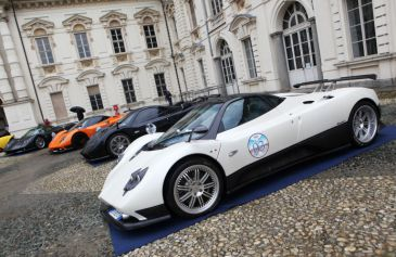 Meeting Pagani 12 - Salone Auto Torino Parco Valentino