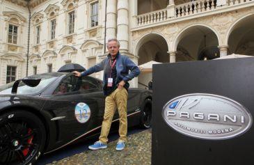 Meeting Pagani 13 - Salone Auto Torino Parco Valentino