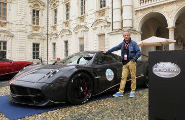 Meeting Pagani 14 - Salone Auto Torino Parco Valentino