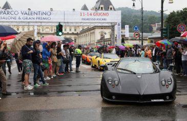 Meeting Pagani 19 - Salone Auto Torino Parco Valentino