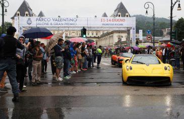 Meeting Pagani 20 - Salone Auto Torino Parco Valentino