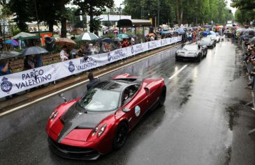 Meeting Pagani 25 - Salone Auto Torino Parco Valentino