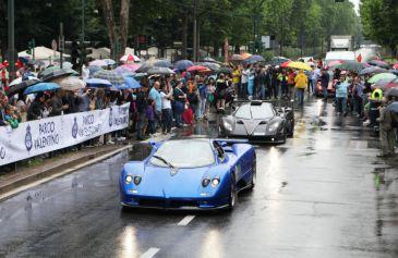 Meeting Pagani 26 - Salone Auto Torino Parco Valentino
