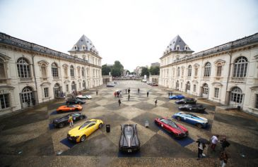 Meeting Pagani 29 - Salone Auto Torino Parco Valentino