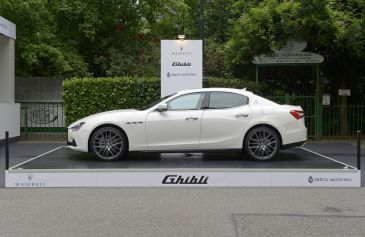 Cars on display 37 - Salone Auto Torino Parco Valentino