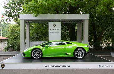 Auto Esposte 46 - Salone Auto Torino Parco Valentino