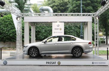 Cars on display 1 - Salone Auto Torino Parco Valentino