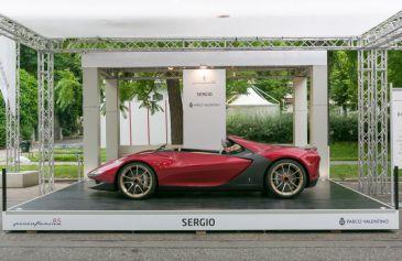 Auto Esposte 2 - Salone Auto Torino Parco Valentino