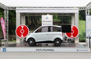Auto Esposte 16 - Salone Auto Torino Parco Valentino