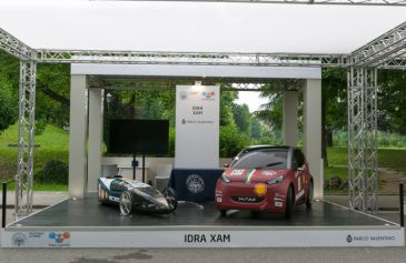 Cars on display 17 - Salone Auto Torino Parco Valentino