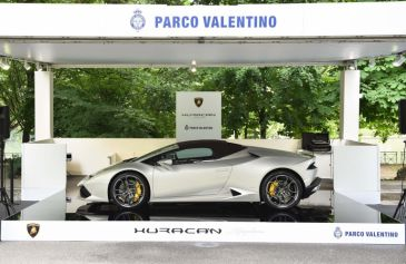 Auto Esposte 45 - Salone Auto Torino Parco Valentino