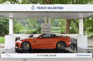 Auto Esposte 54 - Salone Auto Torino Parco Valentino