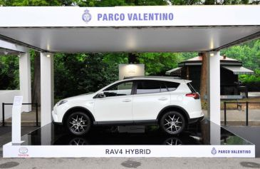 Auto Esposte 58 - Salone Auto Torino Parco Valentino