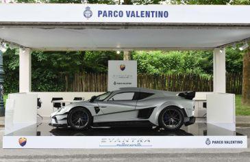 Auto Esposte 66 - Salone Auto Torino Parco Valentino