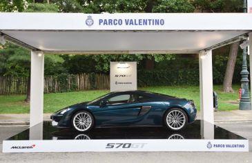 Auto Esposte 67 - Salone Auto Torino Parco Valentino
