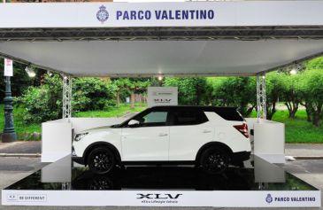 Auto Esposte 71 - Salone Auto Torino Parco Valentino