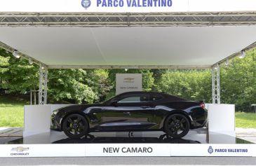 Auto Esposte 73 - Salone Auto Torino Parco Valentino