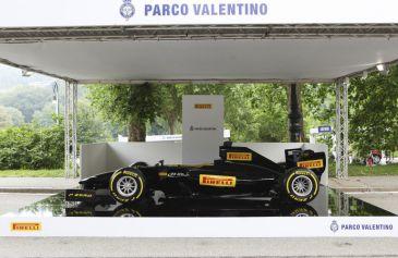 Auto Esposte 76 - Salone Auto Torino Parco Valentino