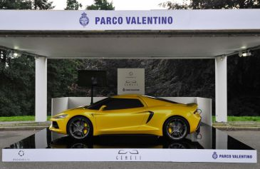 Auto Esposte 85 - Salone Auto Torino Parco Valentino