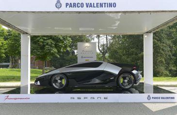 Auto Esposte 86 - Salone Auto Torino Parco Valentino