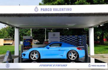 Auto Esposte 87 - Salone Auto Torino Parco Valentino