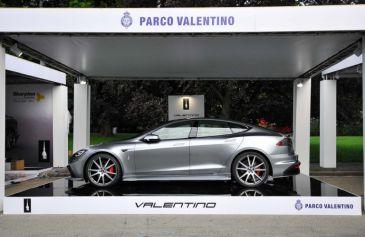 Auto Esposte 90 - Salone Auto Torino Parco Valentino