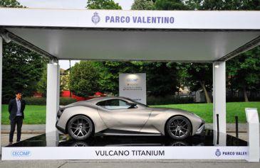 Auto Esposte 91 - Salone Auto Torino Parco Valentino