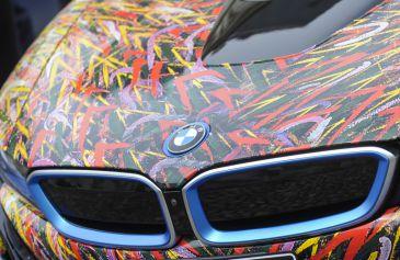 Centenario BMW 4 - Salone Auto Torino Parco Valentino
