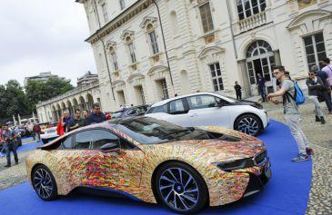 Centenario BMW 5 - Salone Auto Torino Parco Valentino