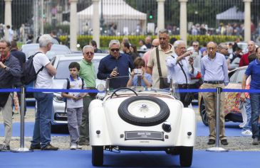 Centenario BMW 13 - Salone Auto Torino Parco Valentino