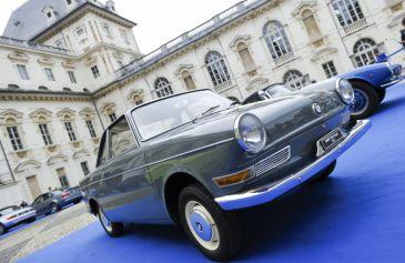 Centenario BMW 16 - Salone Auto Torino Parco Valentino