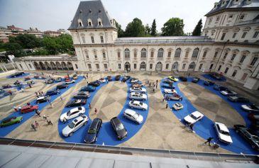 Centenario BMW 17 - Salone Auto Torino Parco Valentino