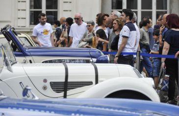 Centenario BMW 18 - Salone Auto Torino Parco Valentino
